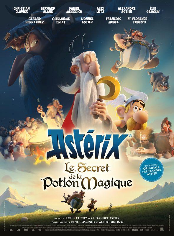 ASTERIX ET OBELIX : LE SECRET DE LA POTION MAGIQUE