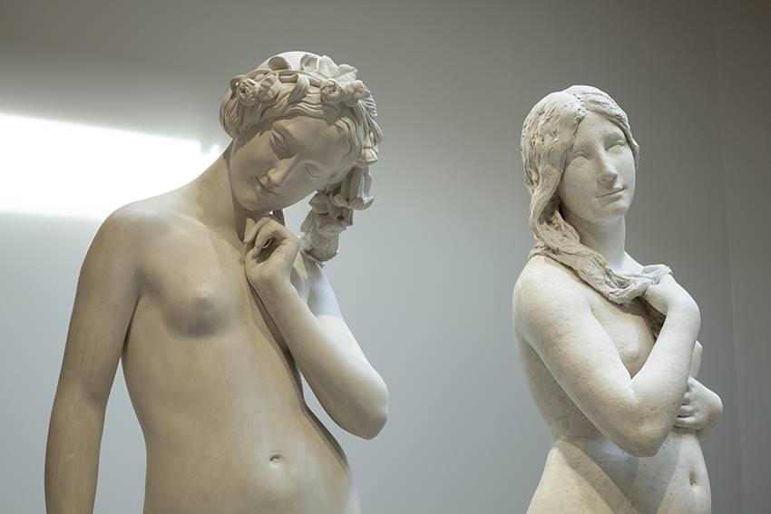 ARTISTES FEMMES UNE HISTOIRE ENCORE A CONSTRUIRE
